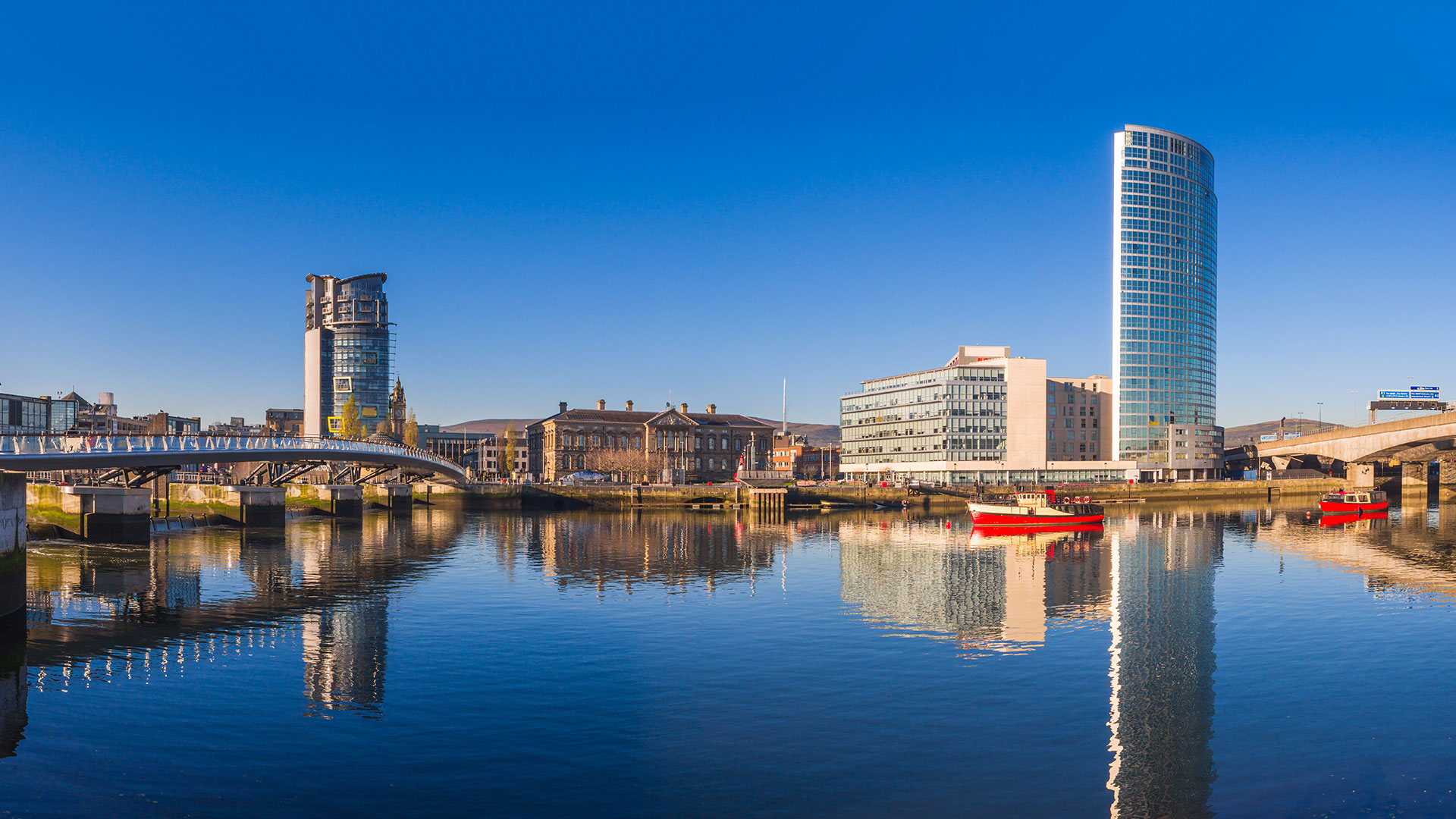 Obel Tower Belfast